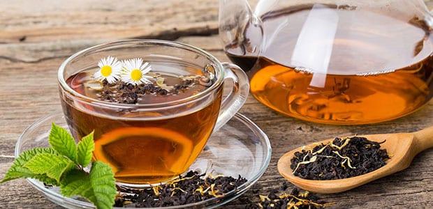 herbata na jesienne wieczory