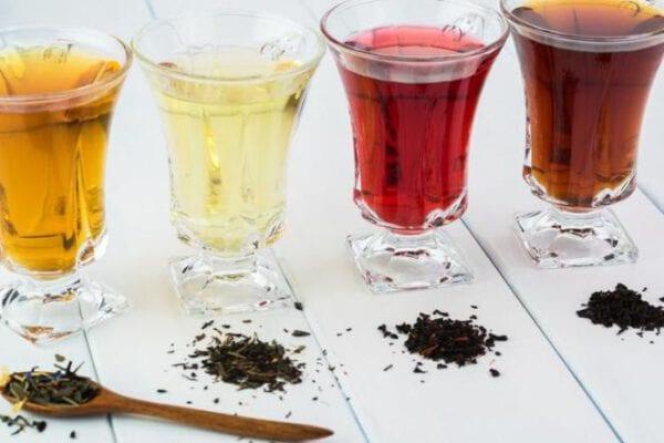 kiedy pić jaką herbatę