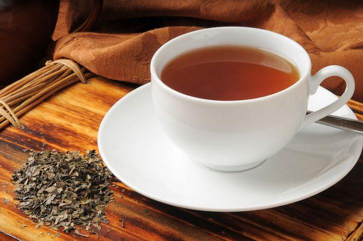 herbata earl grey teekanne